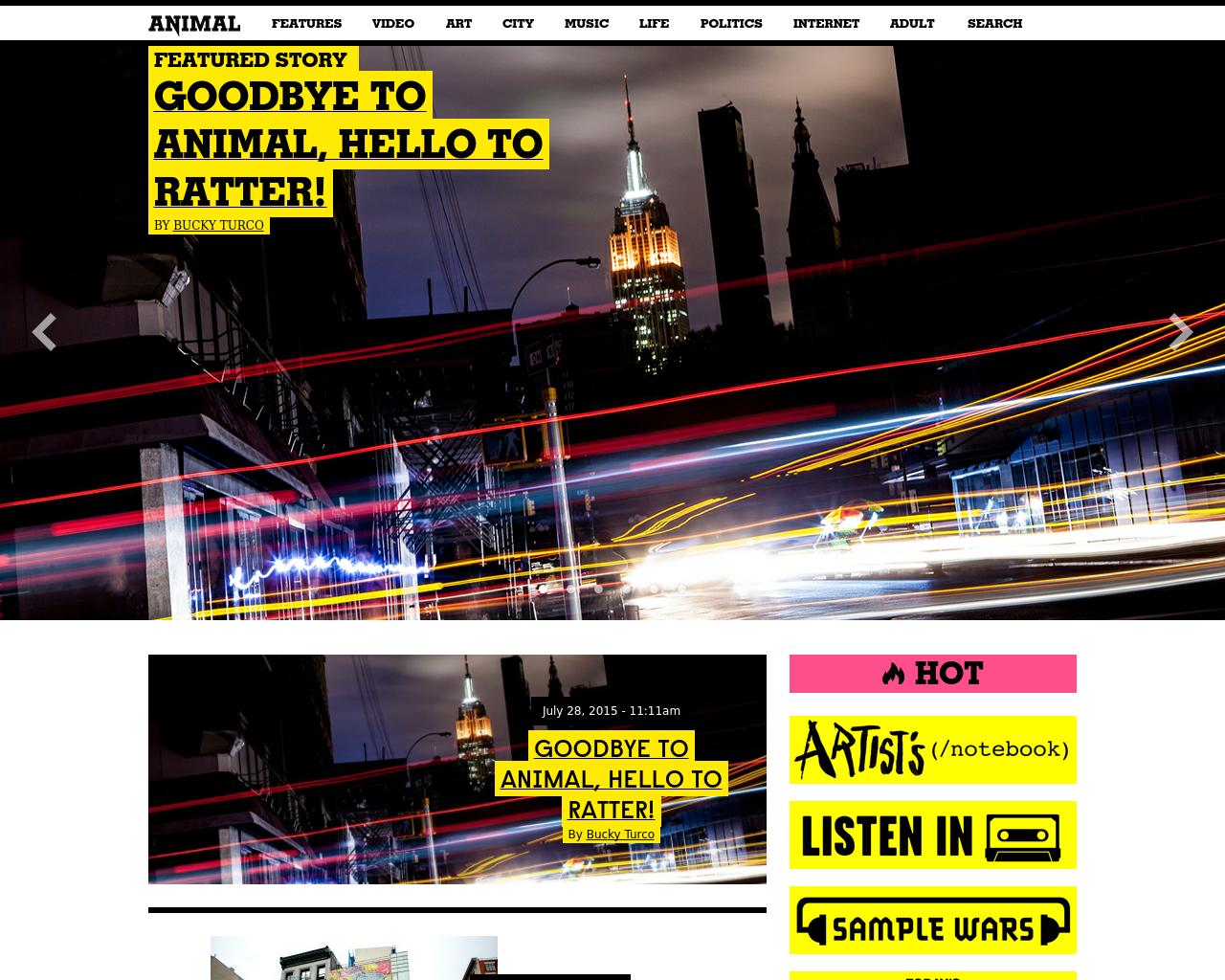 Animal-New-York-Advertising-Reviews-Pricing