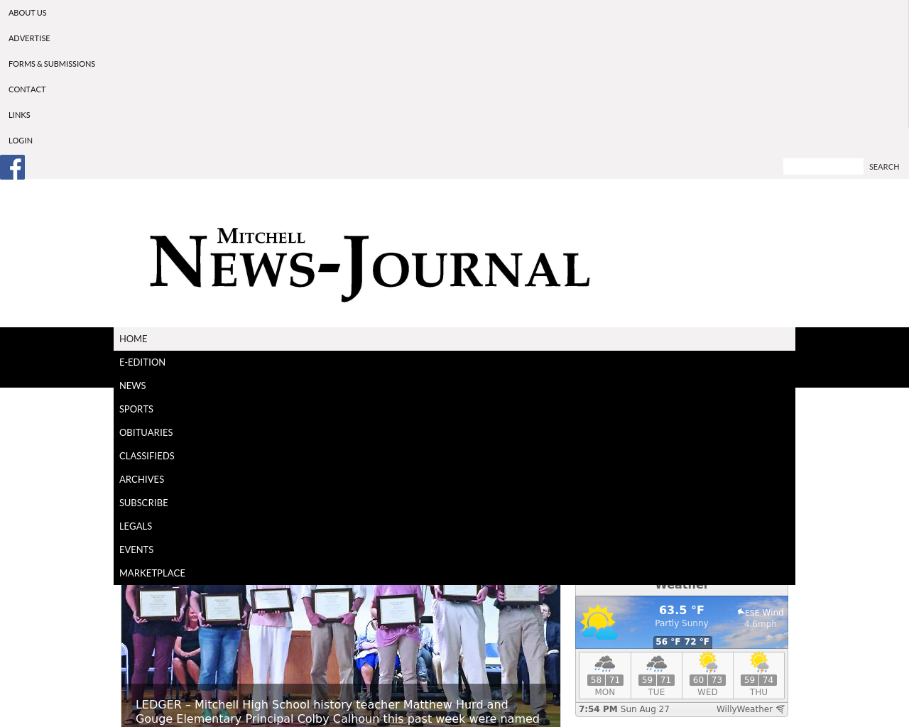 Mitchell-News-Journal-Advertising-Reviews-Pricing