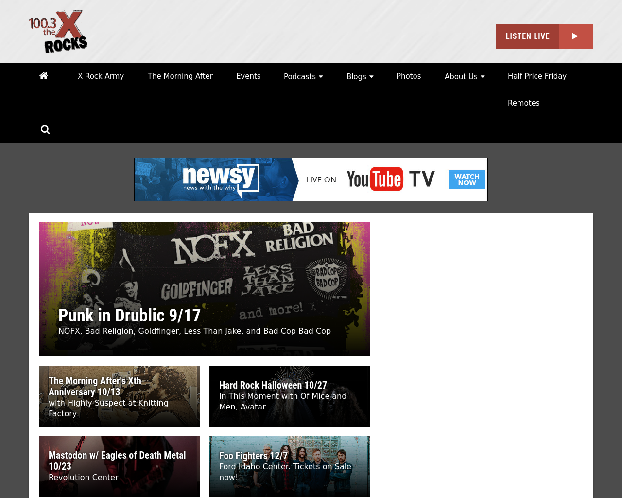 100.3-The-X-Advertising-Reviews-Pricing