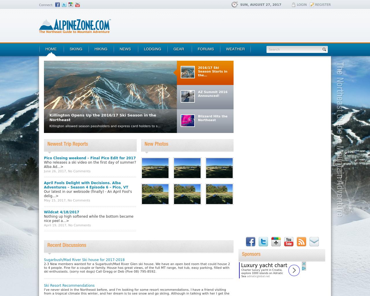 AlpineZone.com-Advertising-Reviews-Pricing