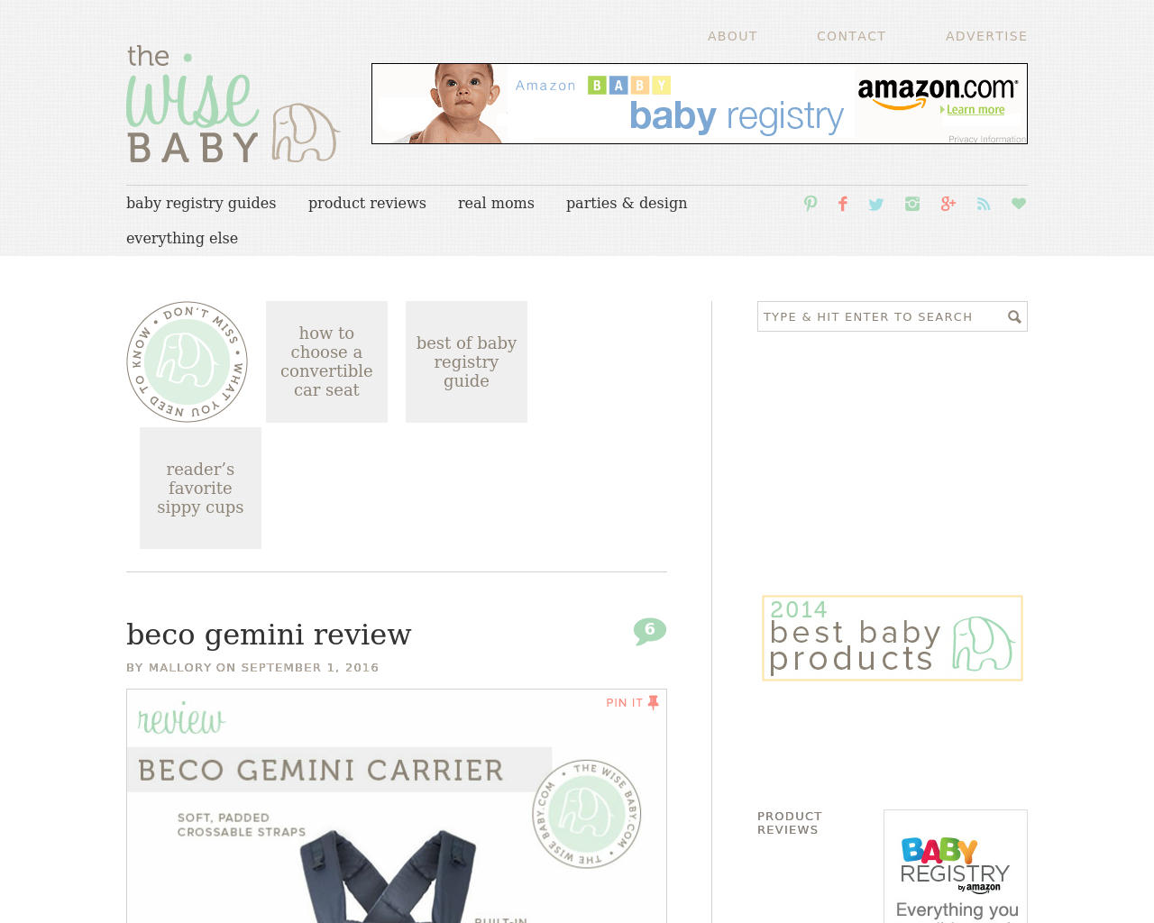THE-WISE-BABY-Advertising-Reviews-Pricing