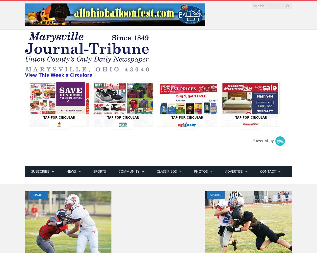 Marysville-Journal-Tribune-Advertising-Reviews-Pricing