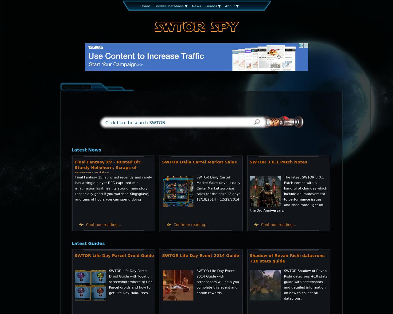Swtor-Spy-Advertising-Reviews-Pricing
