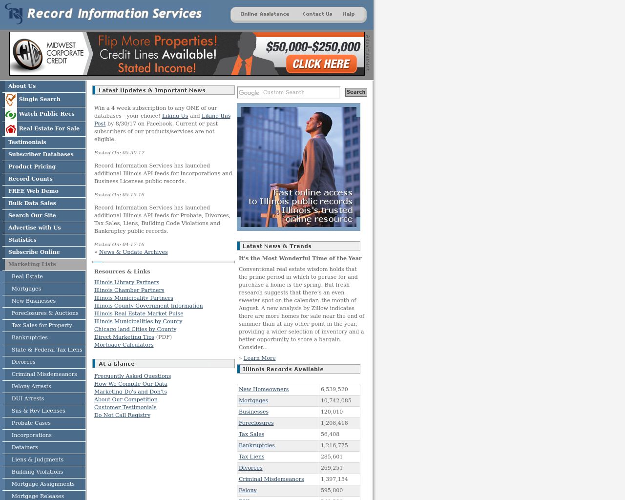 Record-Information-Services,-Inc-Advertising-Reviews-Pricing