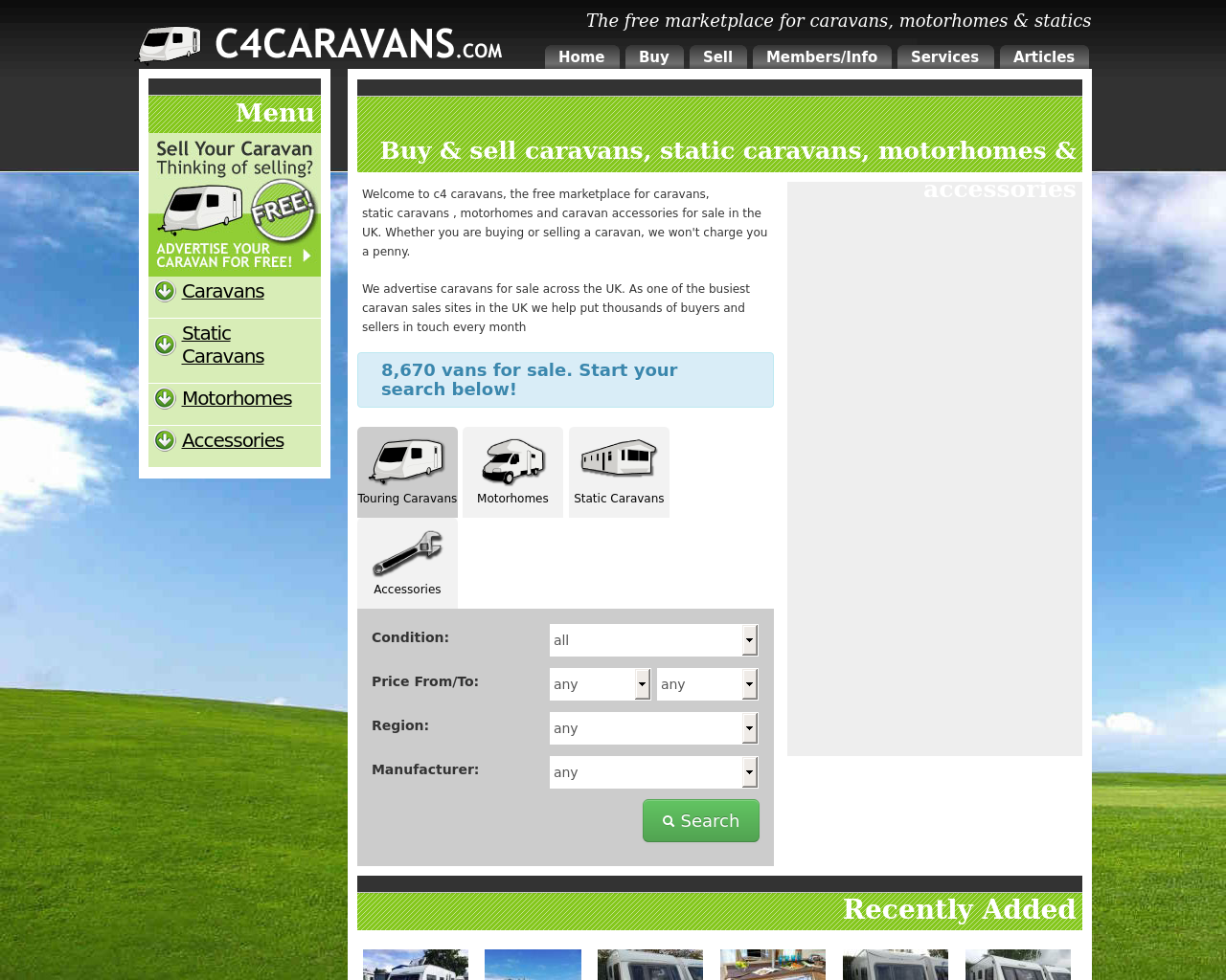 C4Caravans.com-Advertising-Reviews-Pricing