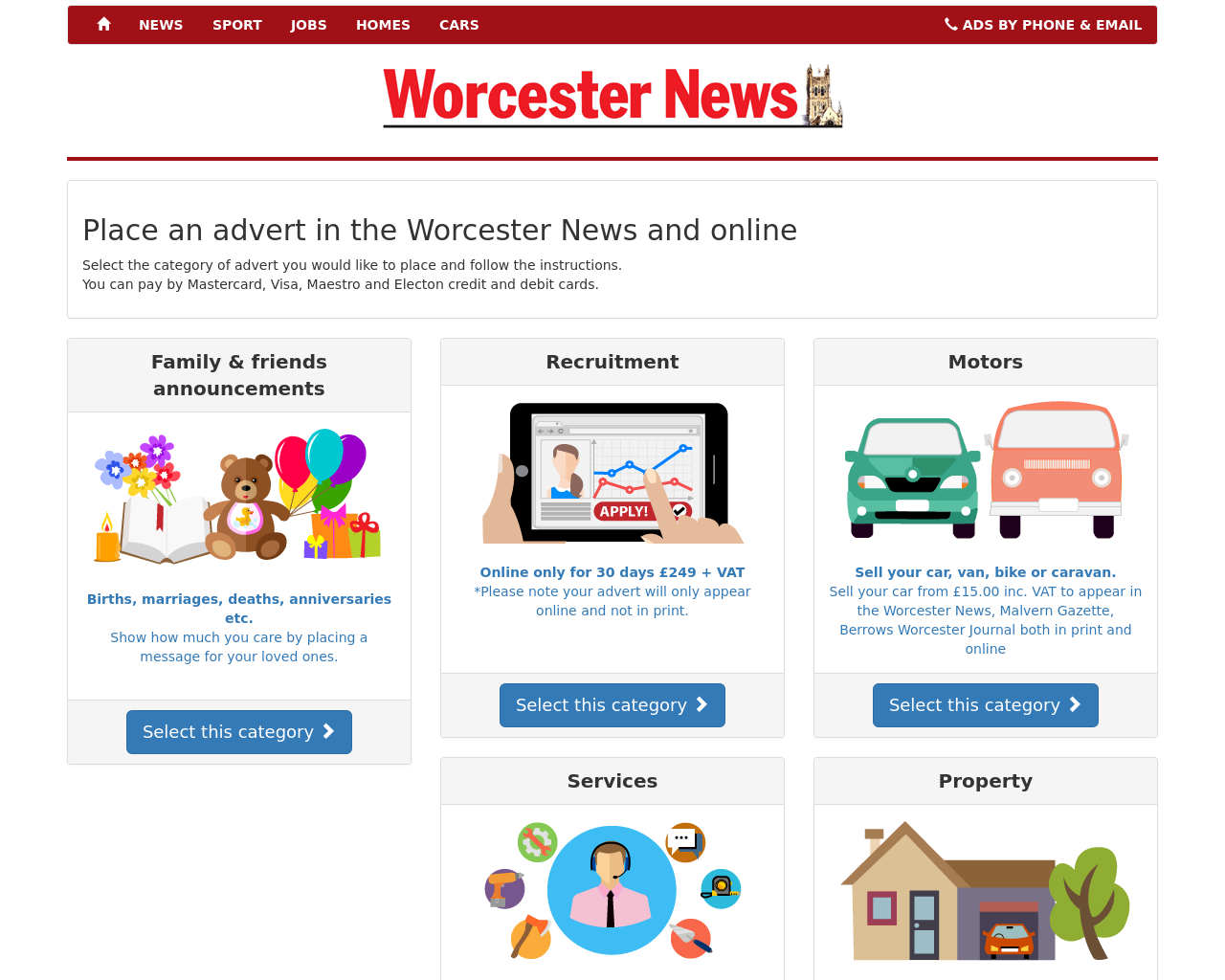 Worcester-News-Advertising-Reviews-Pricing