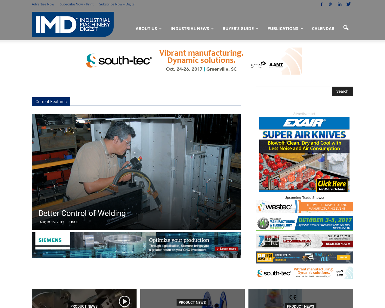 Industry-Machinery-Digest-Advertising-Reviews-Pricing