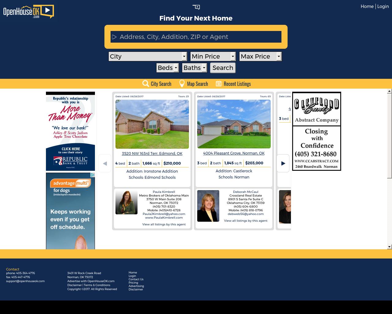 openhouseok.com-Advertising-Reviews-Pricing