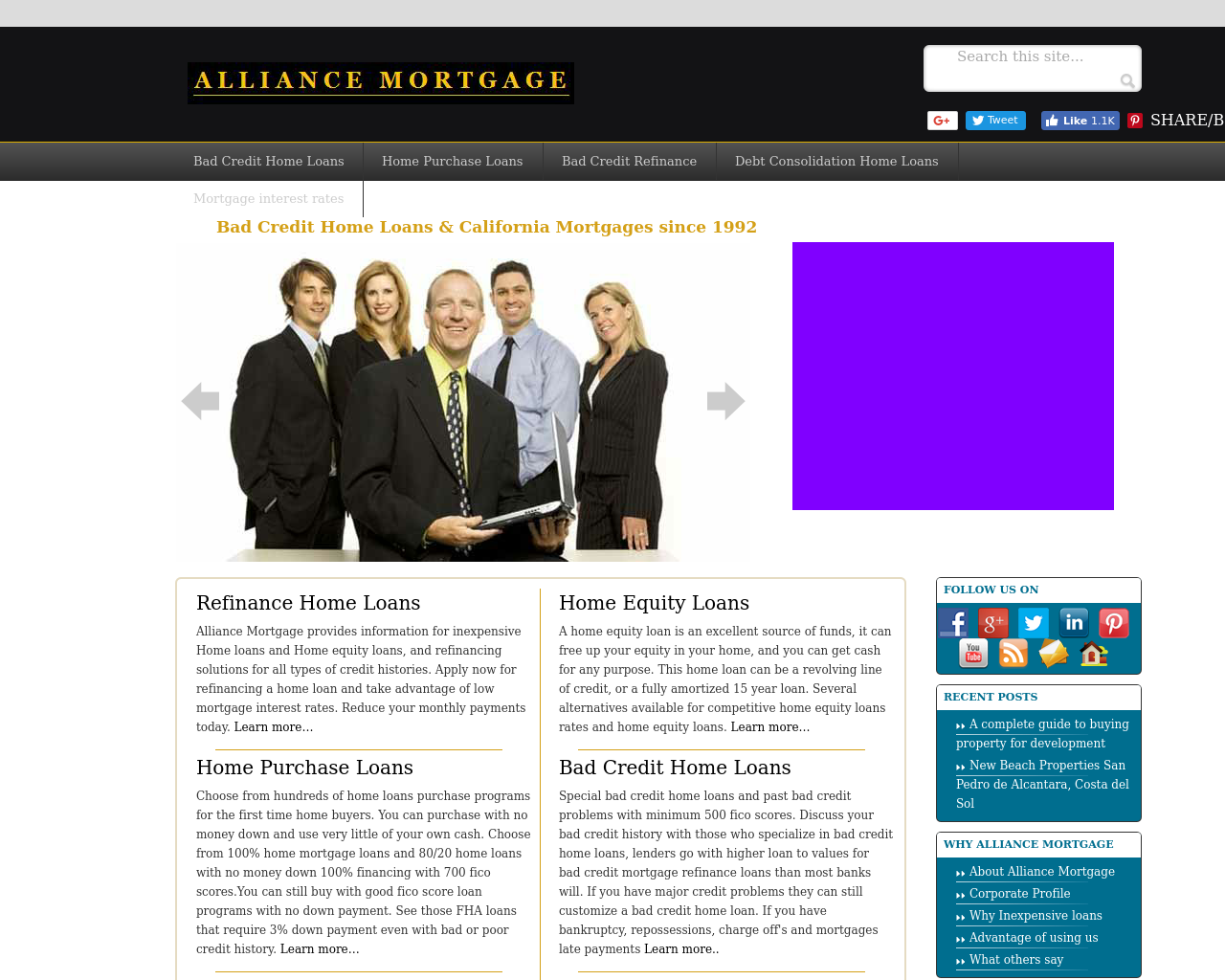Alliance-Mortgage-Advertising-Reviews-Pricing