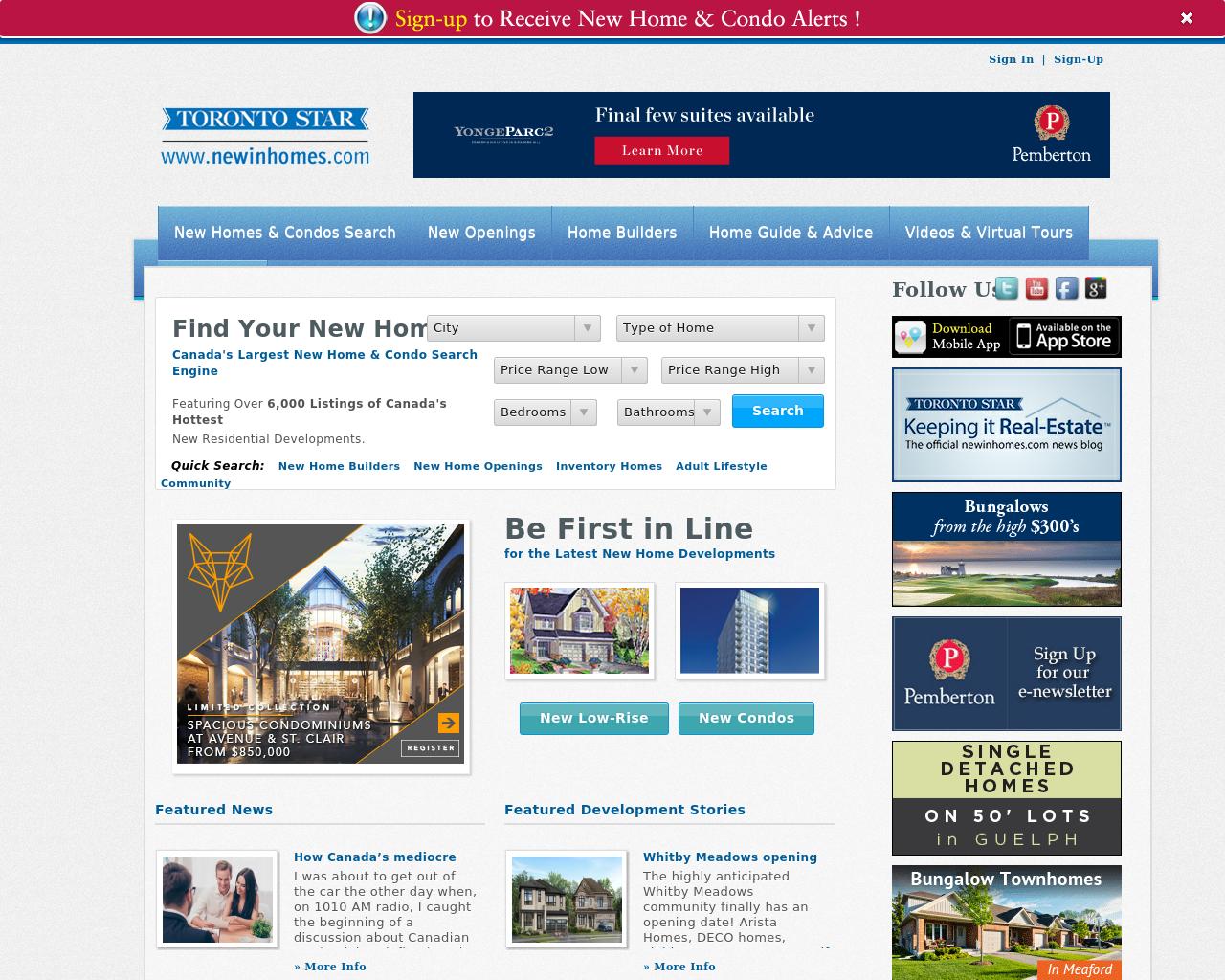 Newinhomes.com-Advertising-Reviews-Pricing
