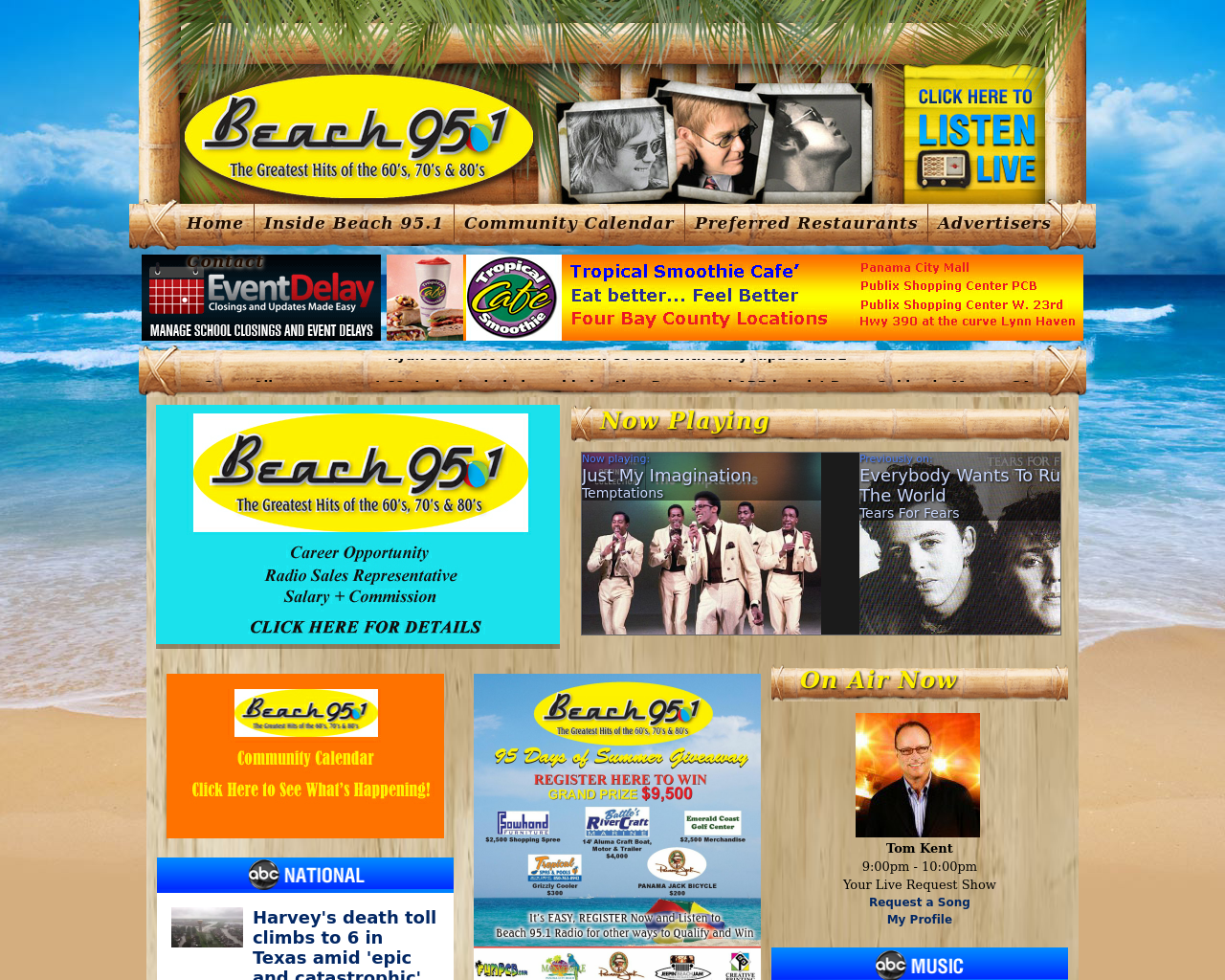 Beach-95.1-Advertising-Reviews-Pricing