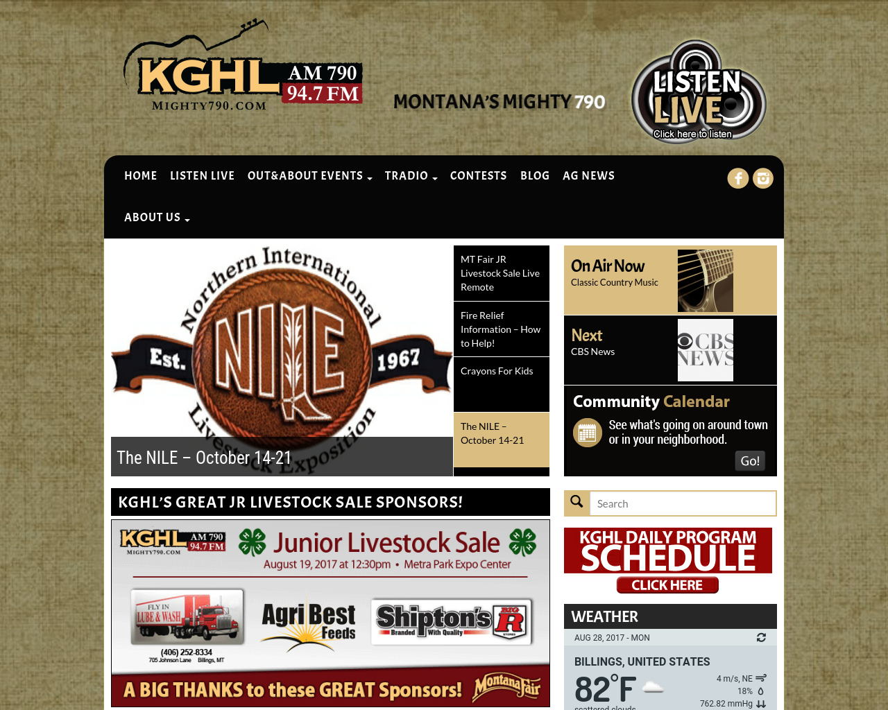 KGHL-AM-790-Advertising-Reviews-Pricing
