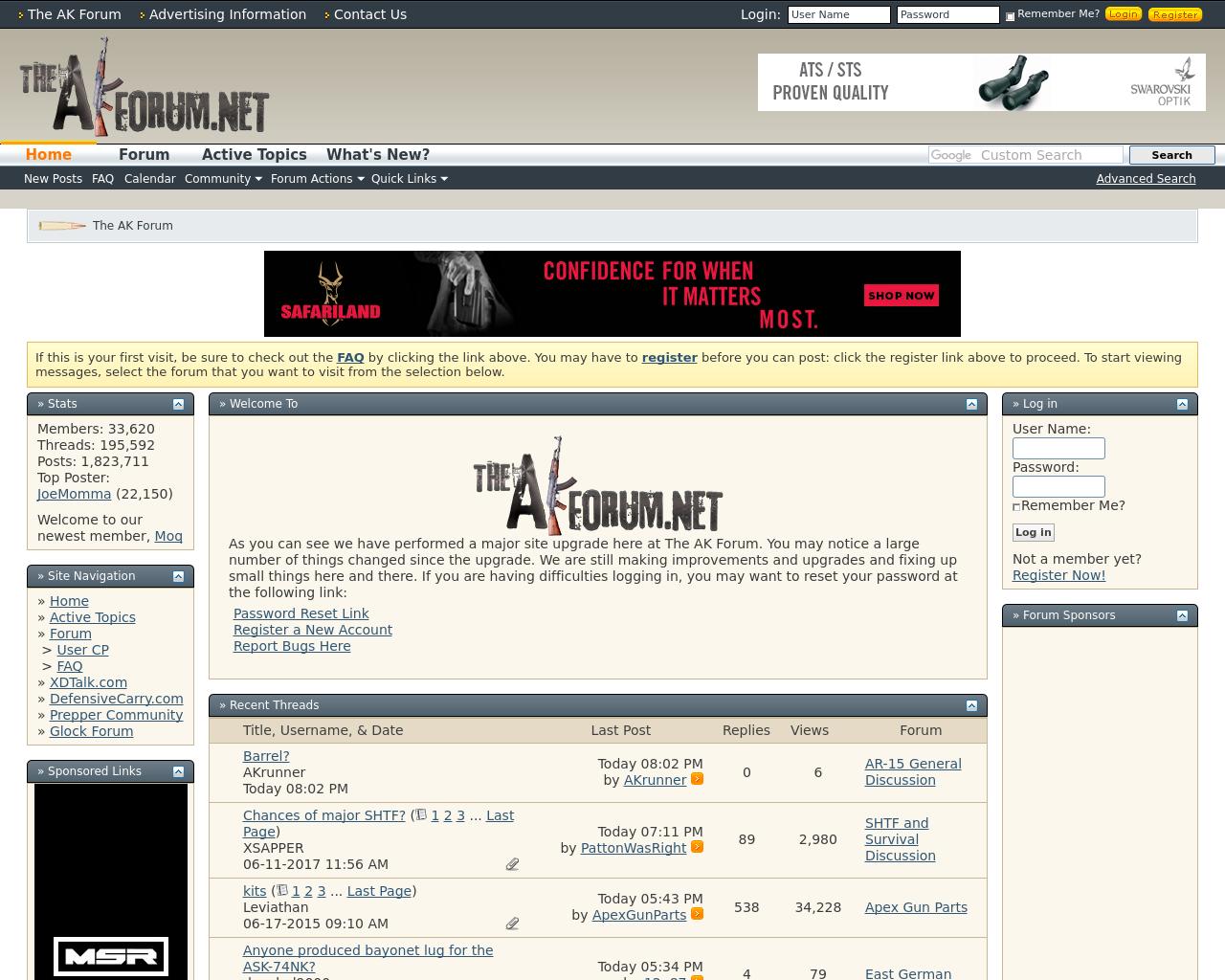 TheAKForum.net-Advertising-Reviews-Pricing