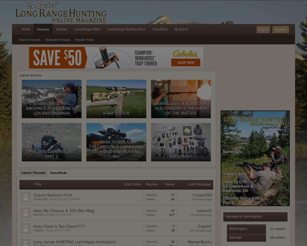 Long-Range-Hunting-Online-Magazine-Advertising-Reviews-Pricing