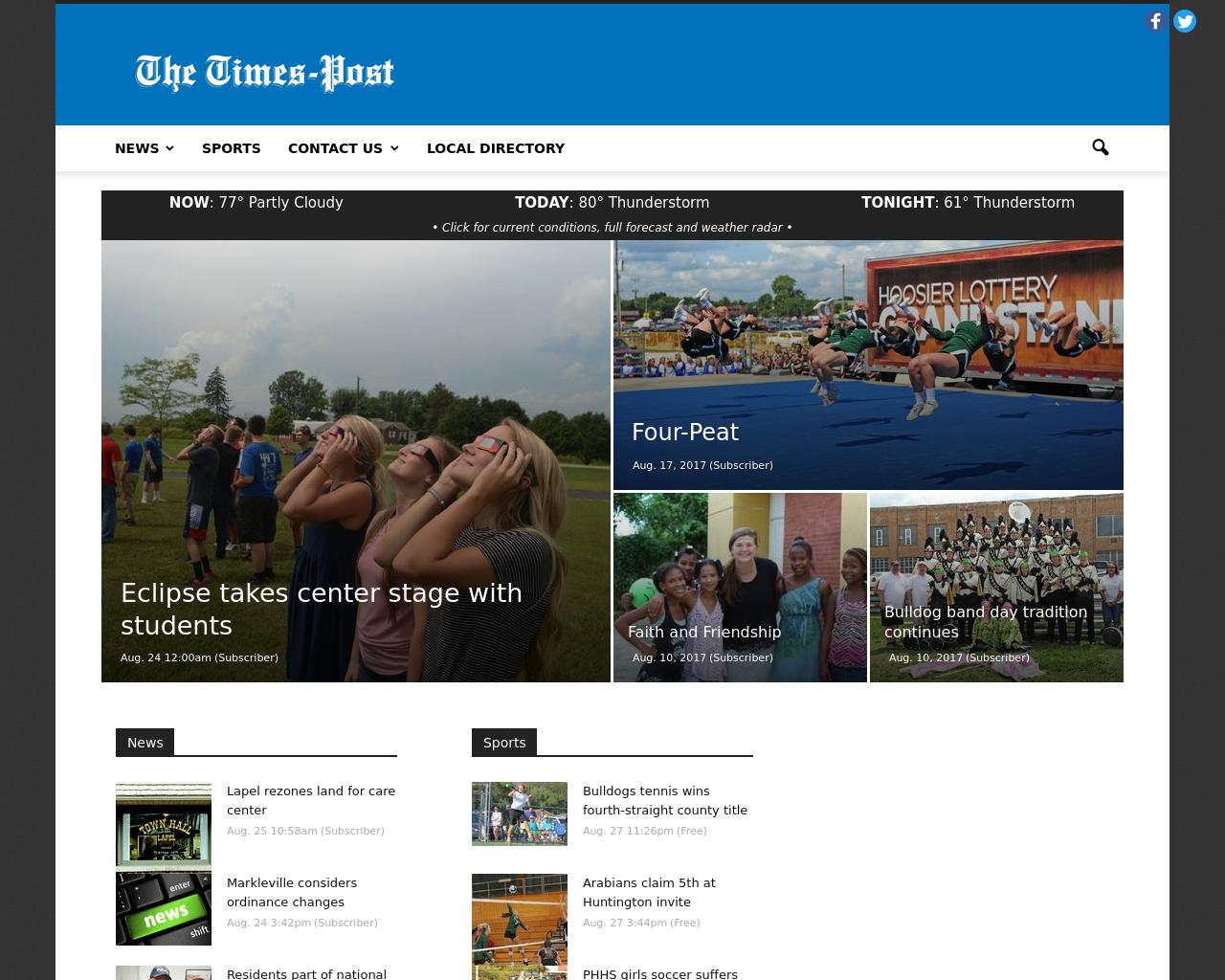 Pendleton-Times-Post-Advertising-Reviews-Pricing