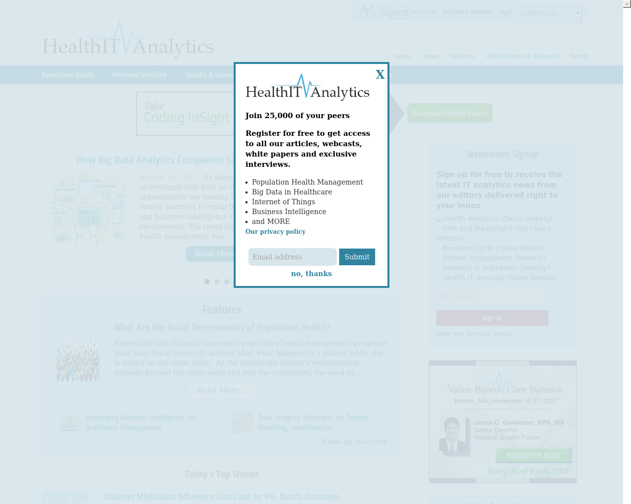 Health-IT-Analytics-Advertising-Reviews-Pricing
