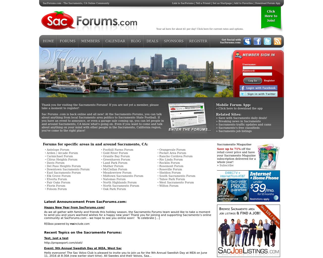 SAC-Forums-Advertising-Reviews-Pricing