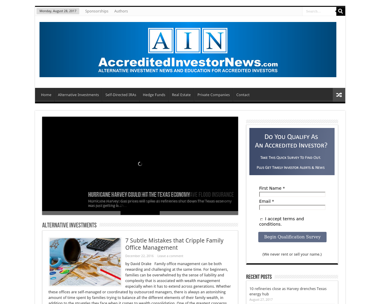 Accredited-Investor-News-Advertising-Reviews-Pricing
