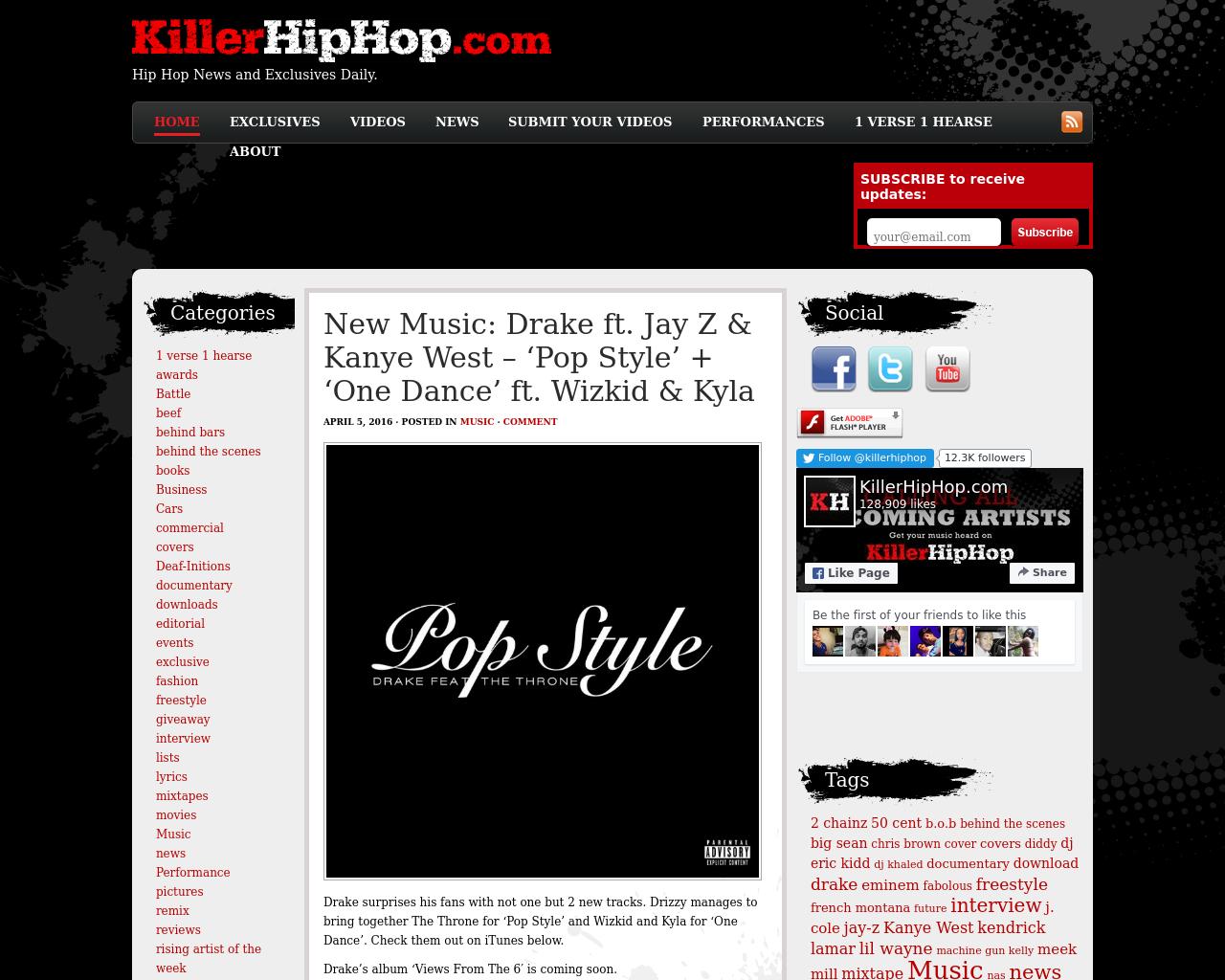KillerHipHop-Advertising-Reviews-Pricing