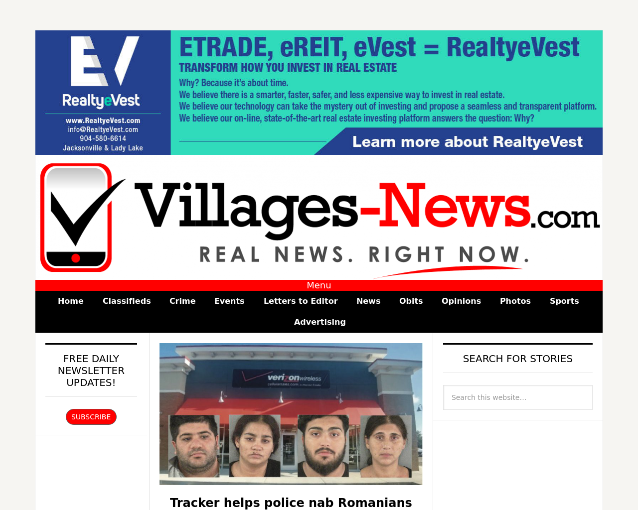 Villages-News-Advertising-Reviews-Pricing