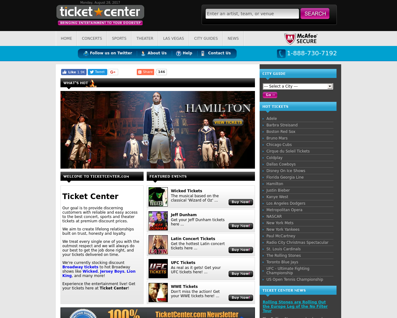 Ticket-Center-Advertising-Reviews-Pricing