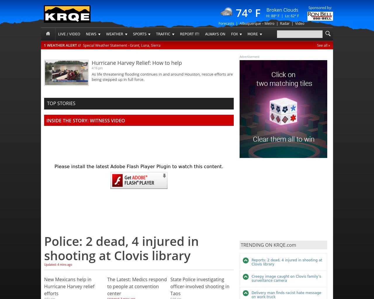 KRQE-News-13-Advertising-Reviews-Pricing