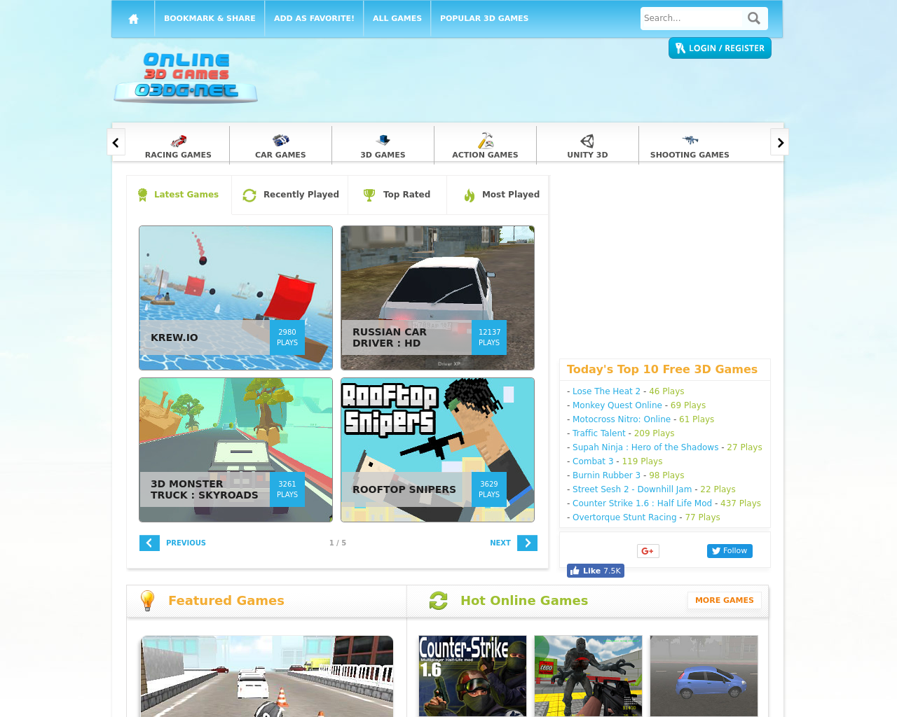 ONLINE3DGAMES-Advertising-Reviews-Pricing