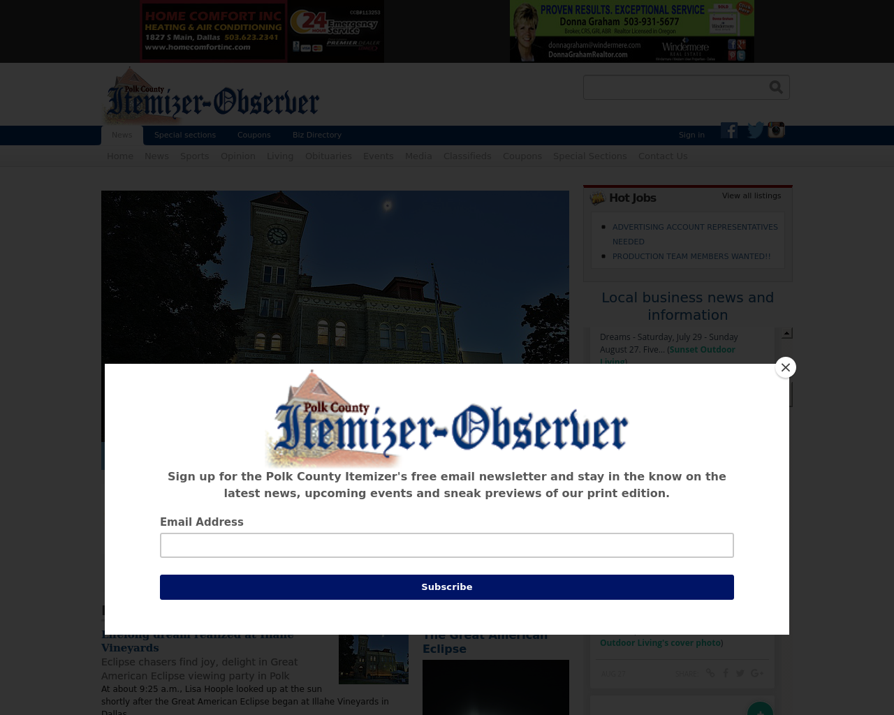 Polk-County-Itemizer-Observer-Advertising-Reviews-Pricing