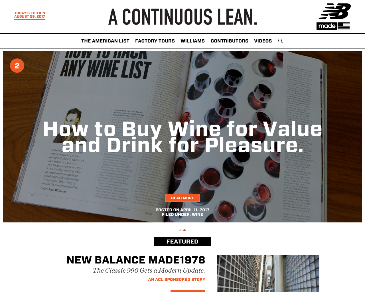A-Continuous-Lean-Advertising-Reviews-Pricing