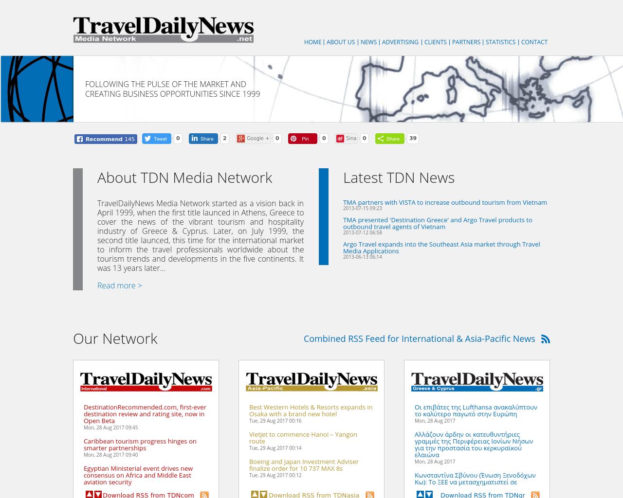 TravelDailyNews-Advertising-Reviews-Pricing