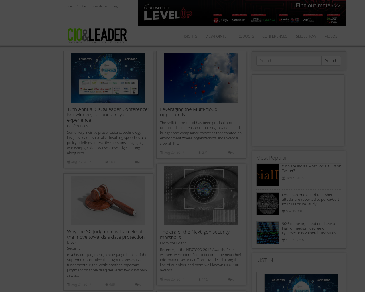 Cioandleader.com-Advertising-Reviews-Pricing