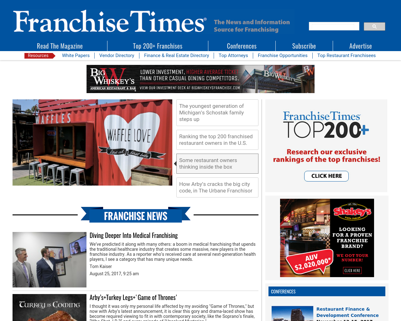 Franchise-Times-Advertising-Reviews-Pricing
