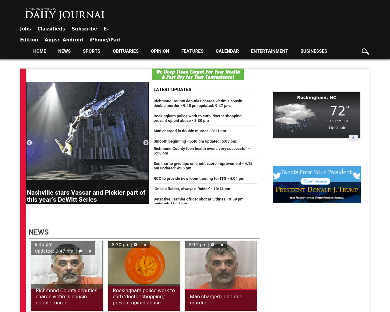 The-Richmond-County-Daily-Journal-Advertising-Reviews-Pricing