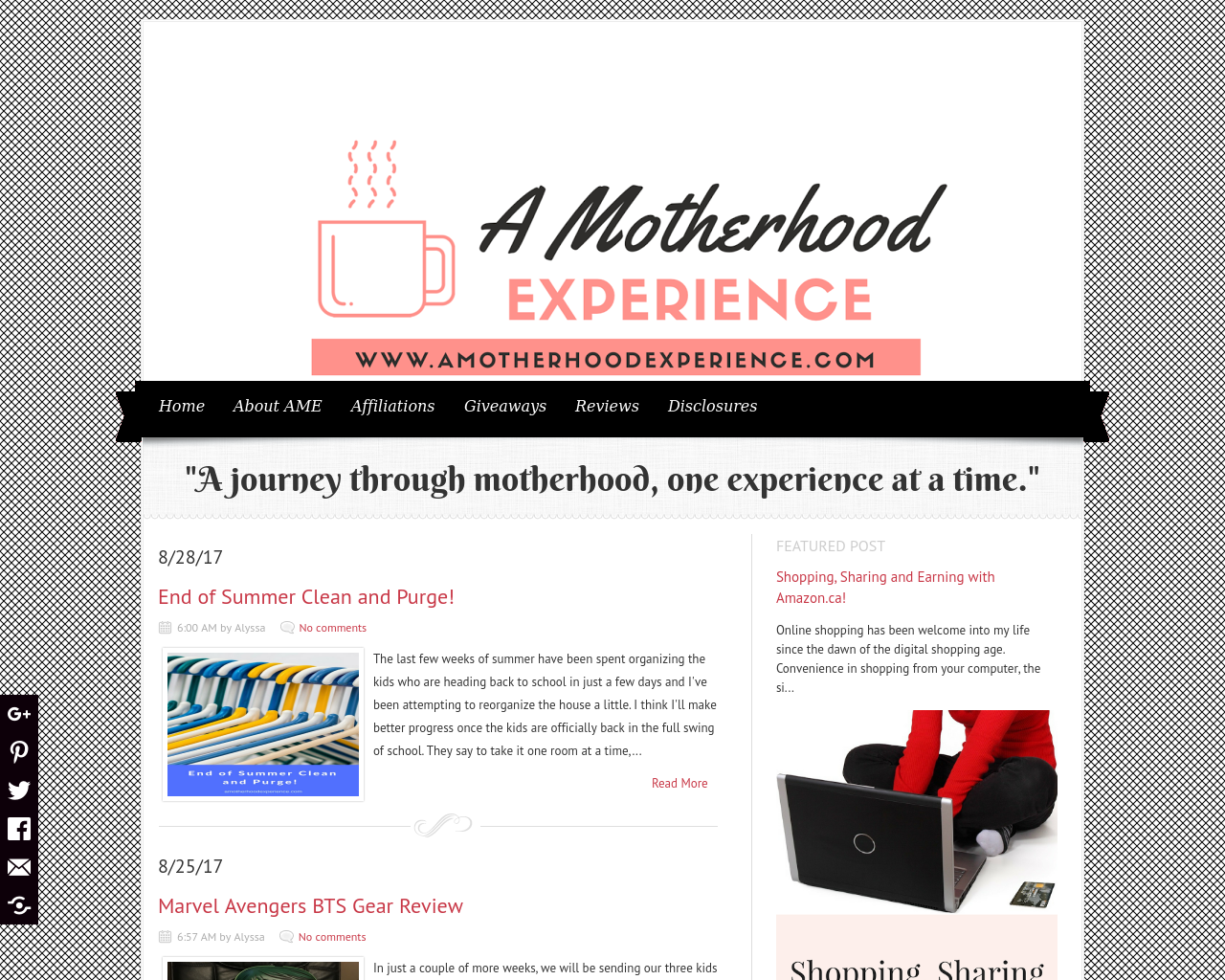 A-Motherhood-Experience-Advertising-Reviews-Pricing