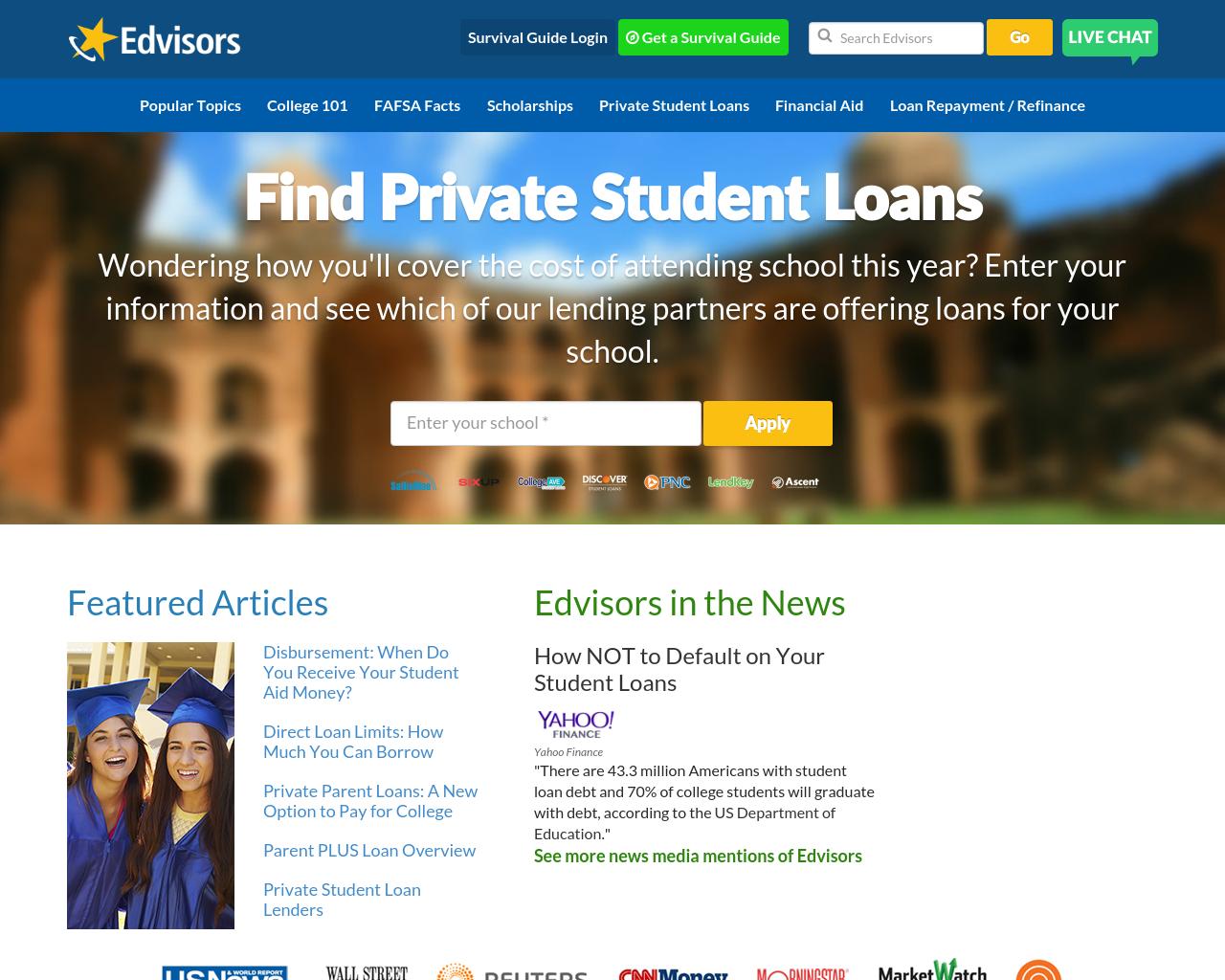 Edvisors-Network-Advertising-Reviews-Pricing