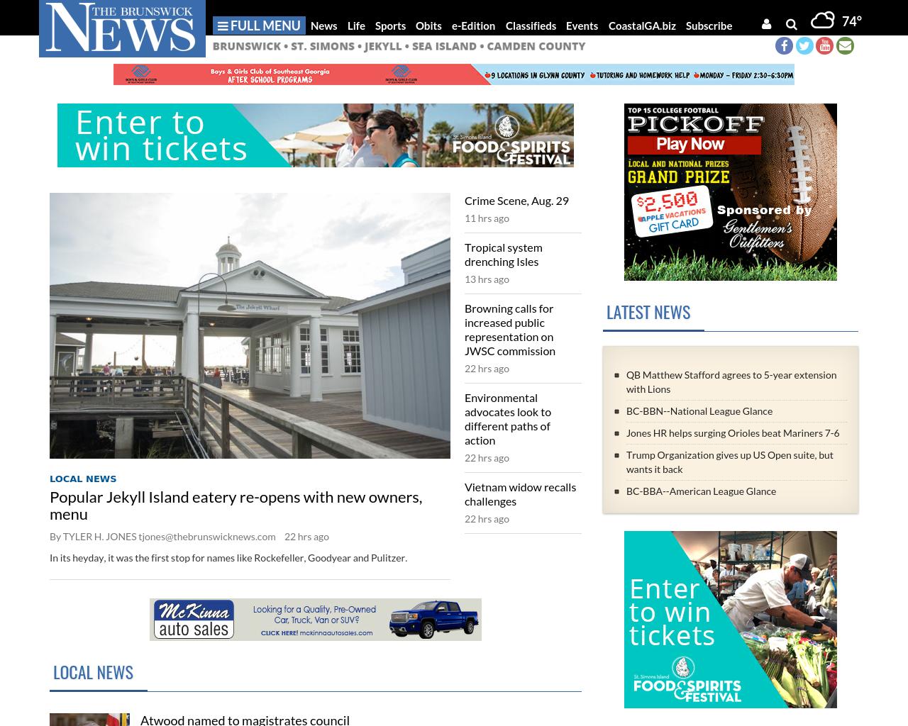 The-Brunswick-News-Advertising-Reviews-Pricing