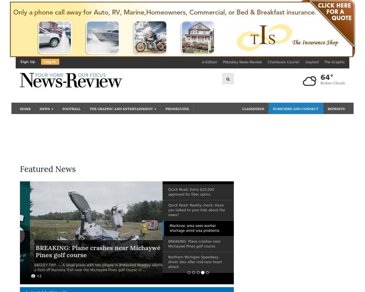 Petosky-News.com-Advertising-Reviews-Pricing