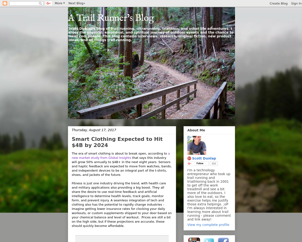 A-Trail-Runner's-Blog-Advertising-Reviews-Pricing