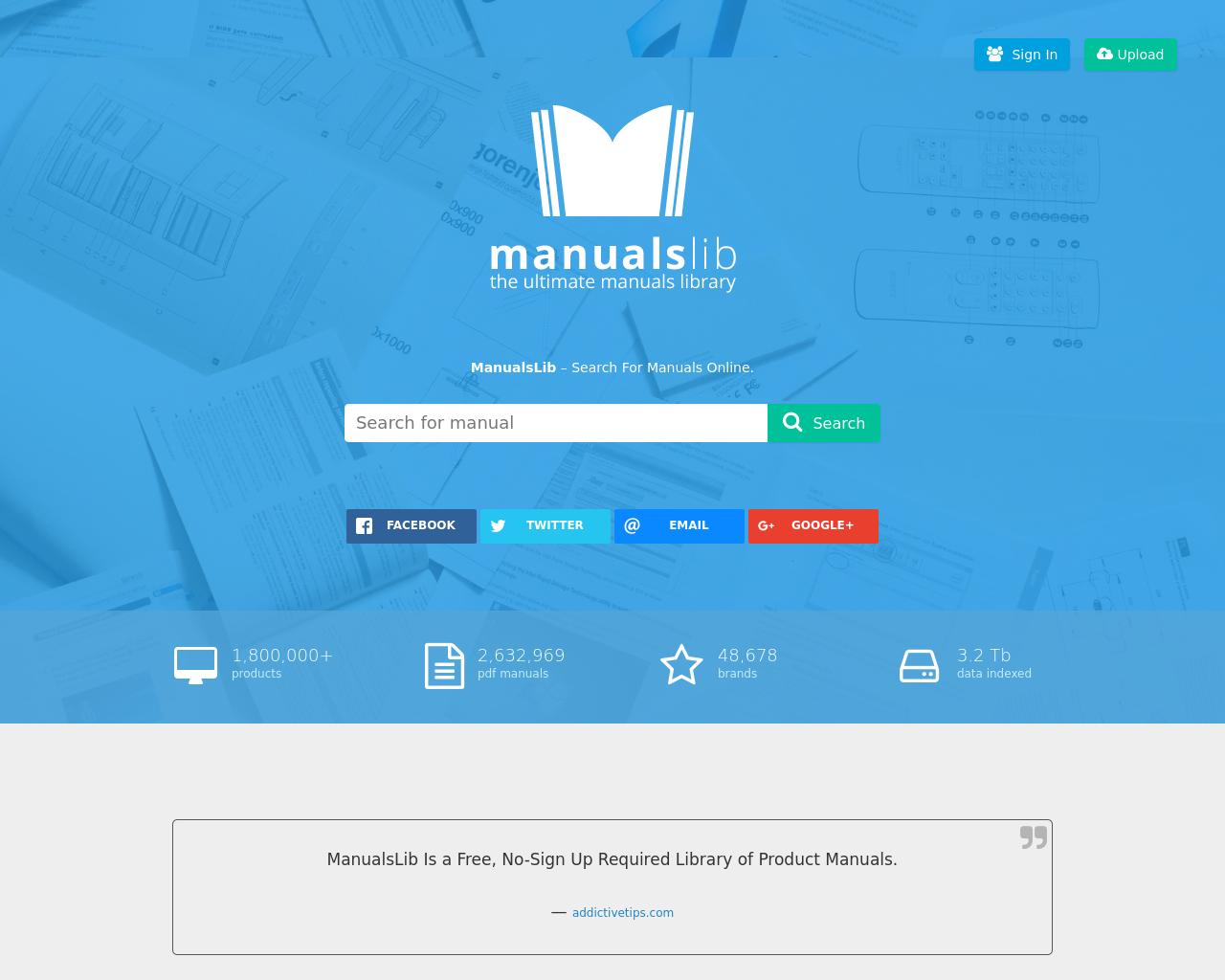 manualslib-Advertising-Reviews-Pricing
