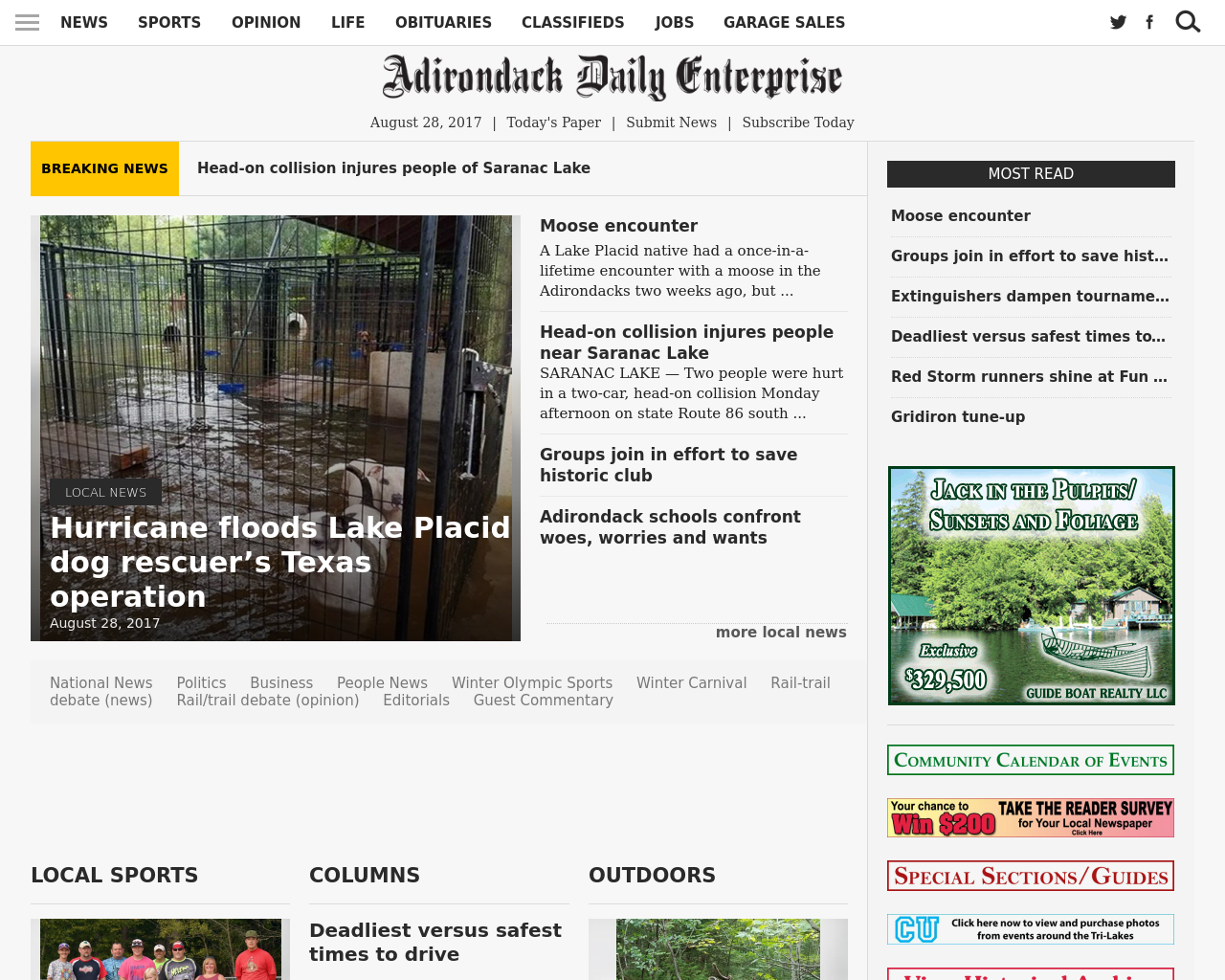 Adirondack-Daily-Enterprise-Advertising-Reviews-Pricing