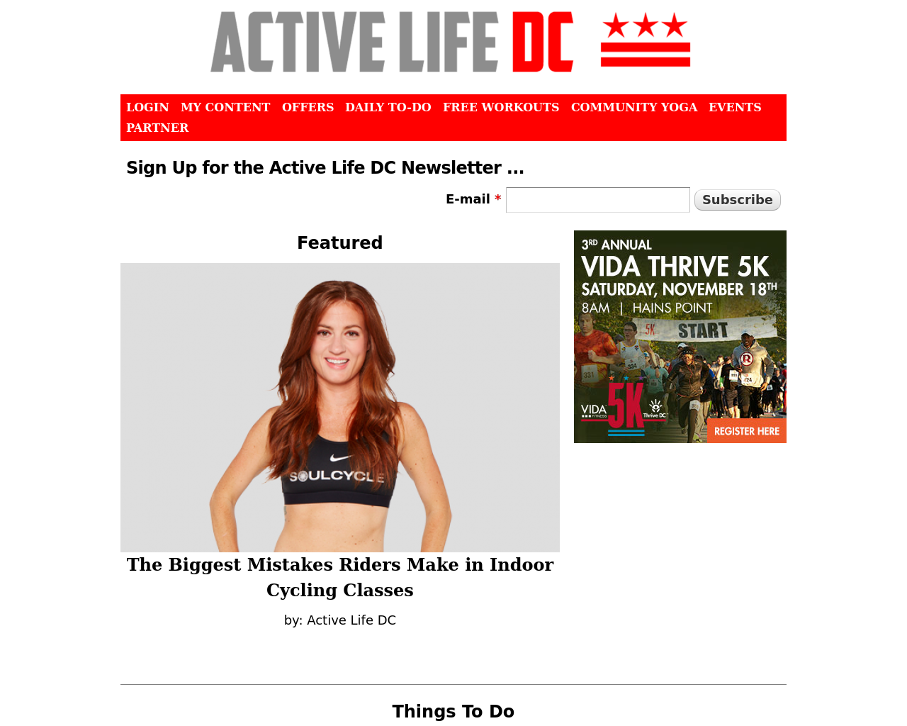 Active-Life-DC-Advertising-Reviews-Pricing