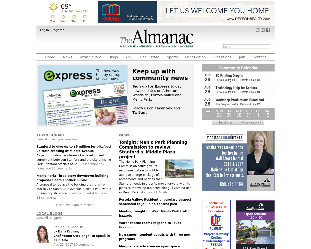The-Almanac-Advertising-Reviews-Pricing
