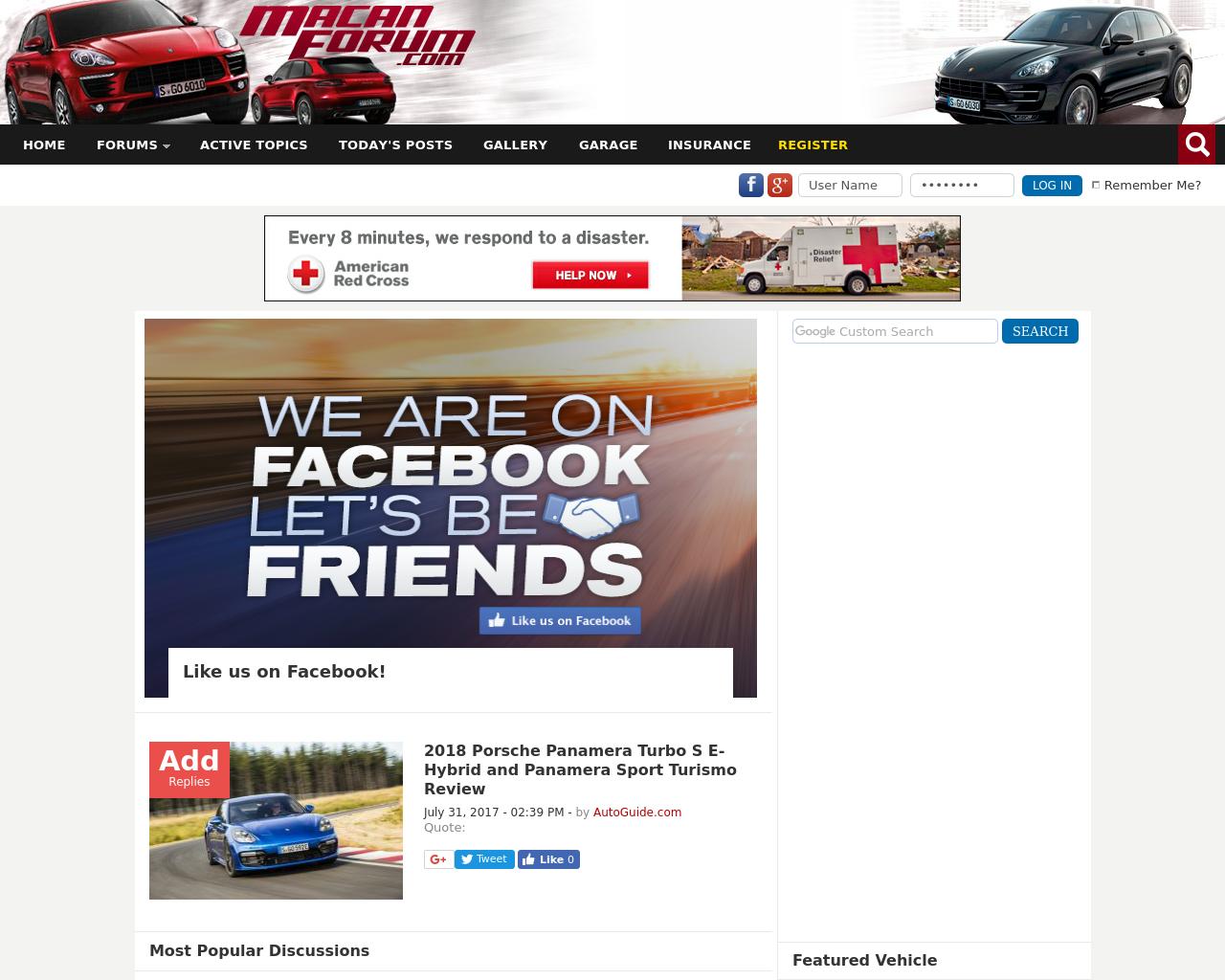 Porsche-Macan-Forum-Advertising-Reviews-Pricing