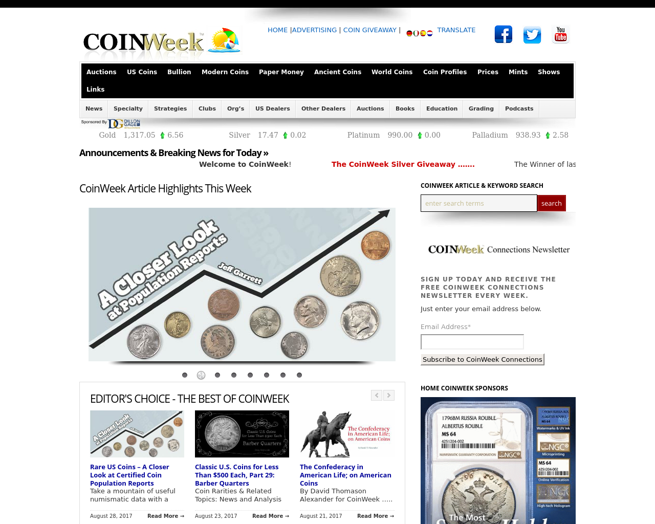 COINWeek-Advertising-Reviews-Pricing
