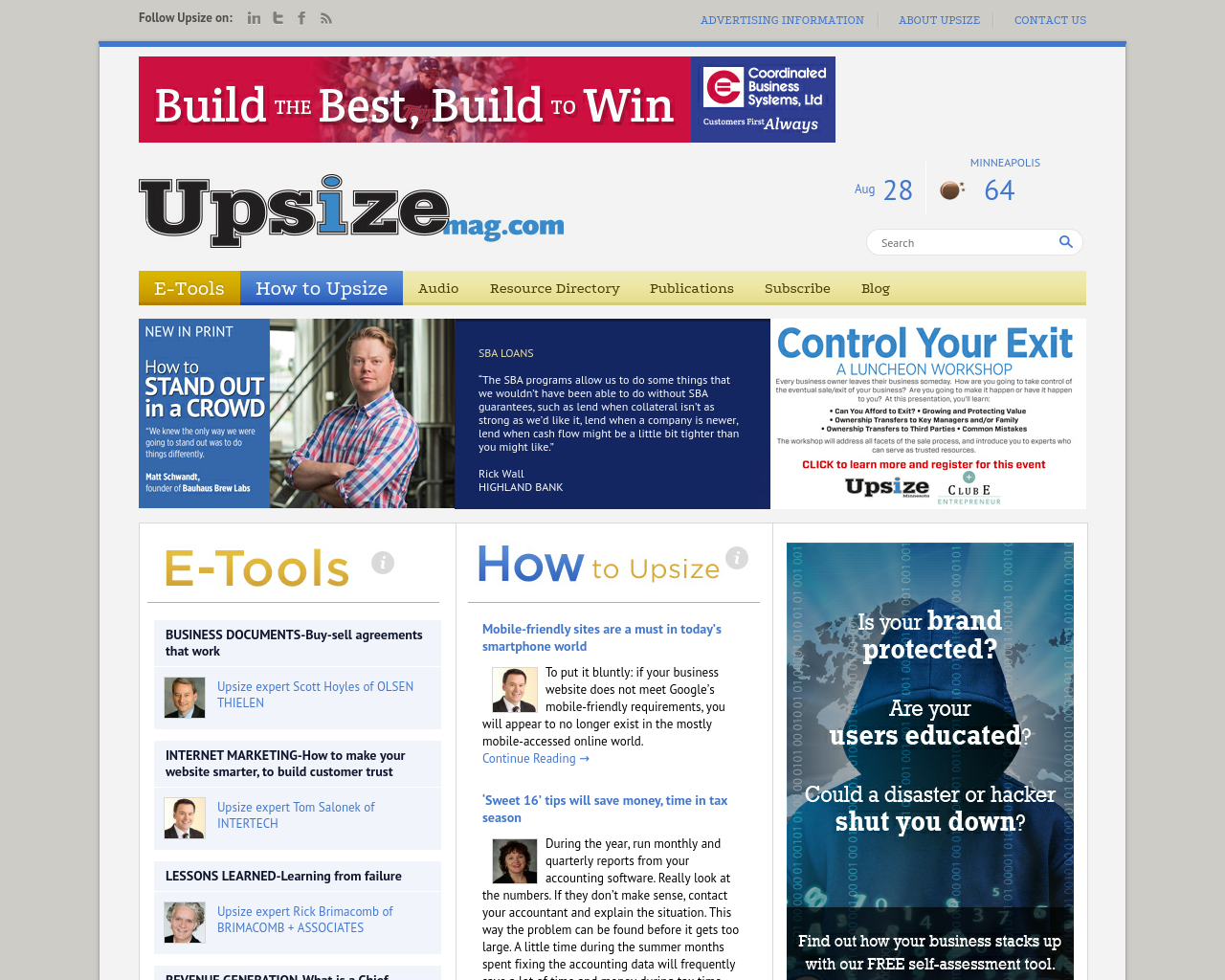 Upsize-Magazine-Advertising-Reviews-Pricing
