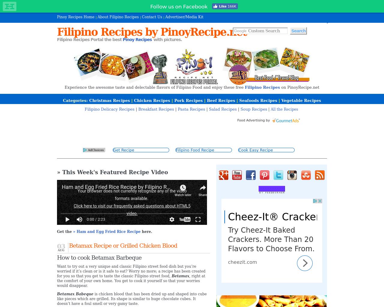 Pinoy-Recipe-Advertising-Reviews-Pricing