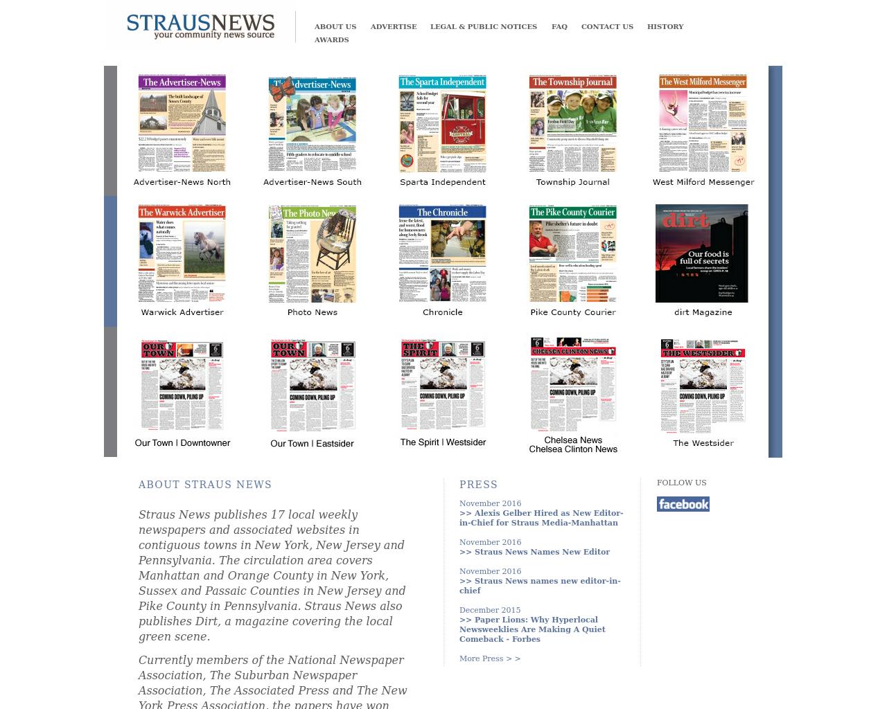 Straus-News-Advertising-Reviews-Pricing