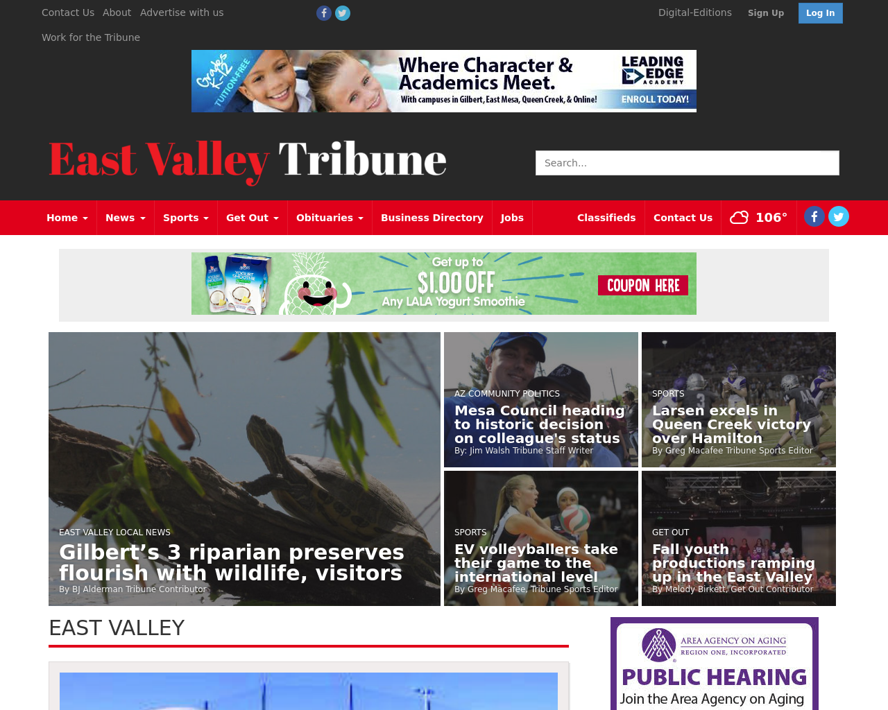 East-Valley-Tribune-Advertising-Reviews-Pricing