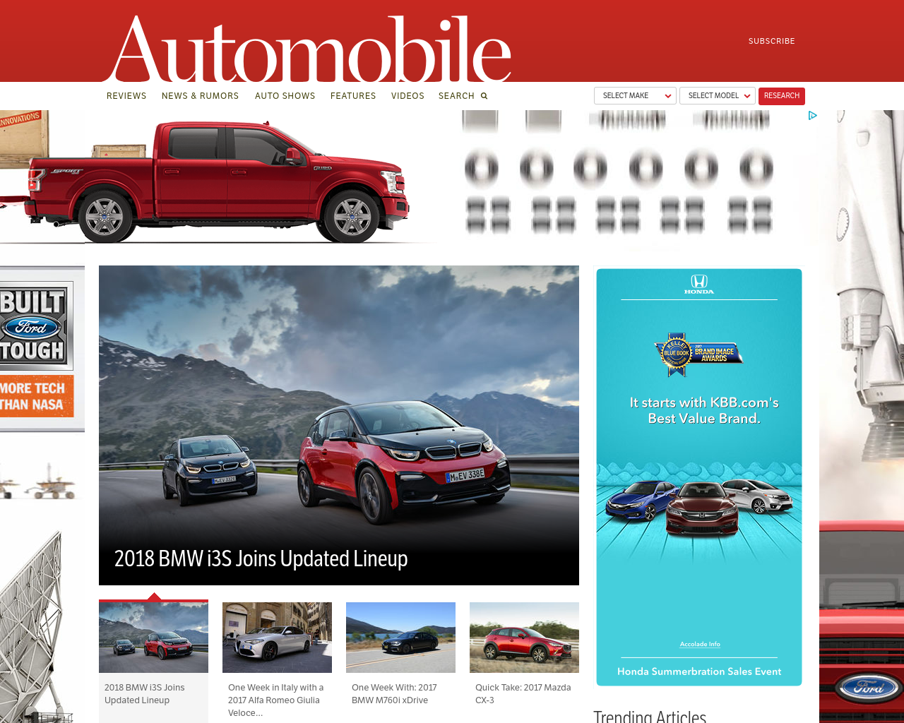 Automobile-Advertising-Reviews-Pricing