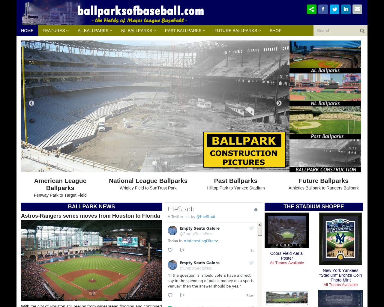 Ballparksofbaseball.com-Advertising-Reviews-Pricing